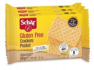 Schär Crackers Pocket 150 gram (3x50 gram)