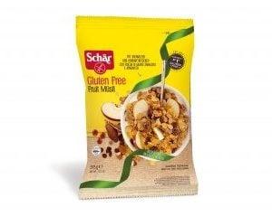 Schär Fruit Muesli Glutenvrij 375 gram