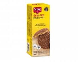 Schär Digestive Choc glutenvrij 150 gram (3x 50 gram)