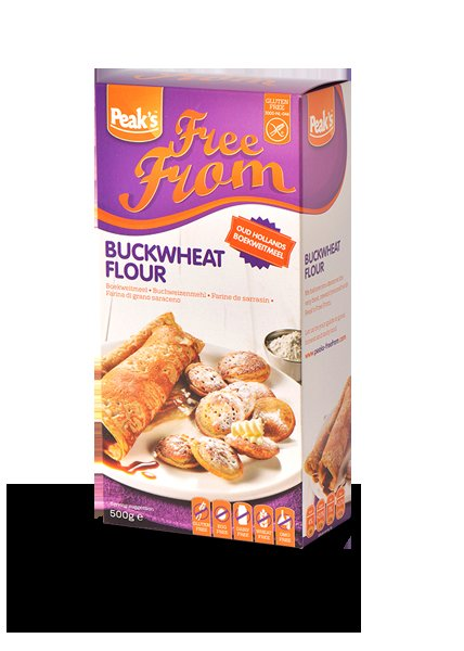 Peak's Free From Boekweitmeel 500 gram