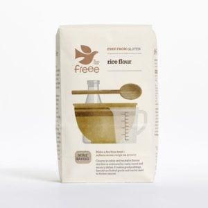 Doves Farm Rijstmeel 1000 gram