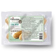 Consenza Witte Puntjes 130 gram (2 stuks)