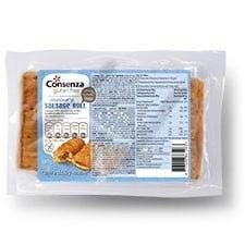 Consenza Saucijzenbroodje 180 gram (3 stuks)