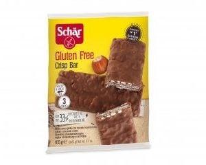 Schär Crisp Bar 105 gram (3x 35 gram) (24/9/19)