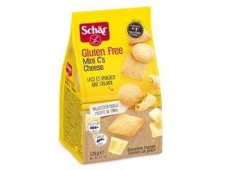 Schär Mini C's Cheese 125 gram