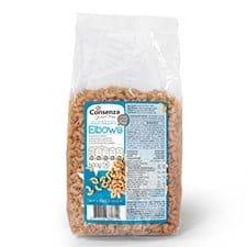 Consenza Volkorenrijst Macaroni 500 gram