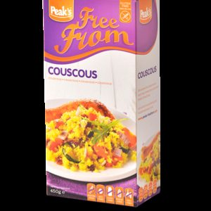 Peak's Free From Couscous 450 gram