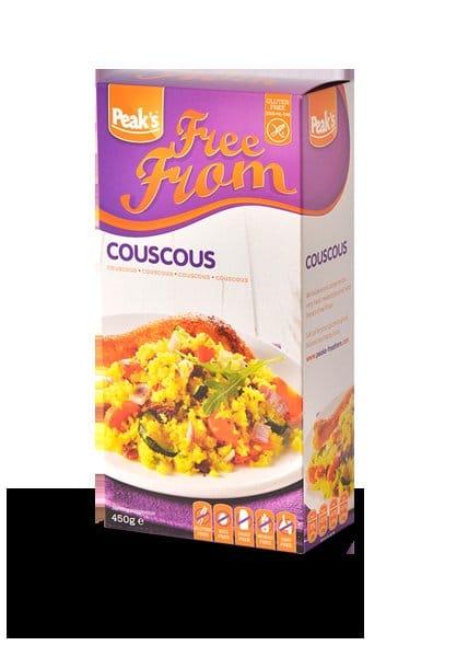 Peak's Free From Couscous 450 gram
