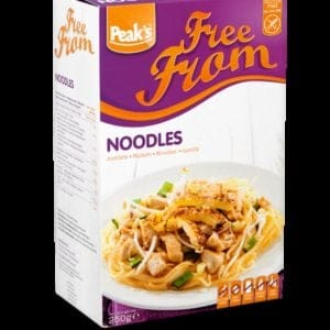Peak's Free From Noedels 250 gram