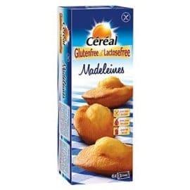 Céréal Madeleines 180 gram (6x 30 gram)