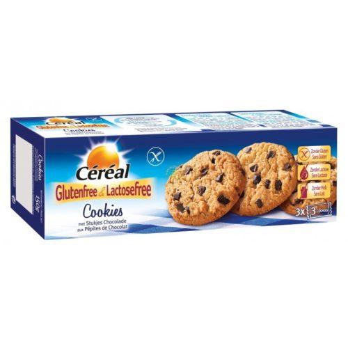 Céréal Chococolate Chip Cookies 150 gram (3x3 koekjes)