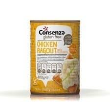 Consenza Kippenragout 400 gram