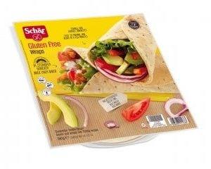 Schär Tortilla Wraps 100 gram (2x50 gram)