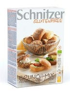 Schnitzer Brunch Mix 200 gram (2x 4 broodjes)