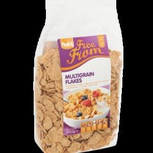Peak's Free From Meergranen Vlokken (Multigrain Flakes) 200 gram