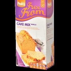 Peak's Free From Cakemix Vanille 450 gram