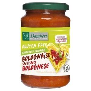 Damhert Bolognaisesaus Glutenvrij Bio 350 gram