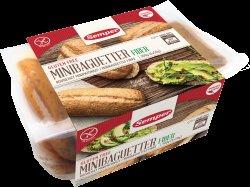 Semper Minibaguette Vezelrijk 300 gram (6 stuks)