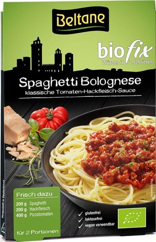 Beltane Spaghetti Bolognese Biologisch 31 gram