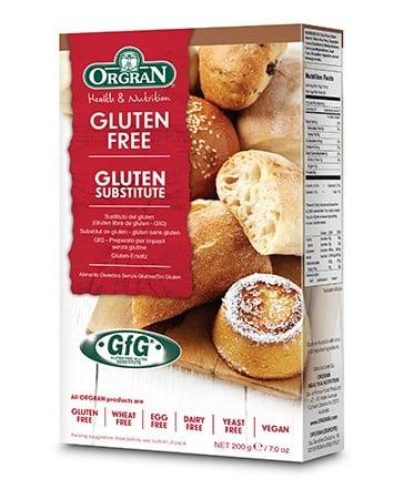 Orgran Glutenvervanger 200 gram