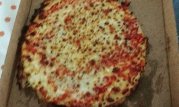 Glutenvrij pizza bij Domino's